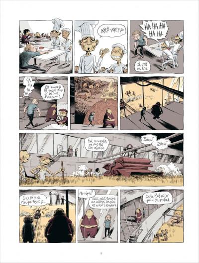Page 9 shrimp tome 2 - la couleur de l'éternité