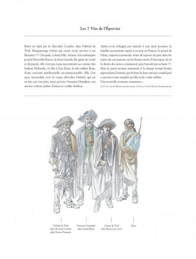 Page 2 Les 7 vies de L'épervier - 3ème cycle tome 1