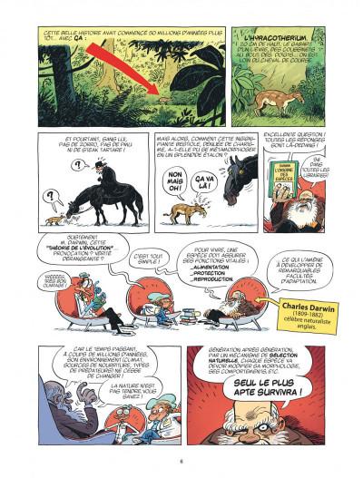 Page 6 Ça m'intéresse tome 2 - Le cheval