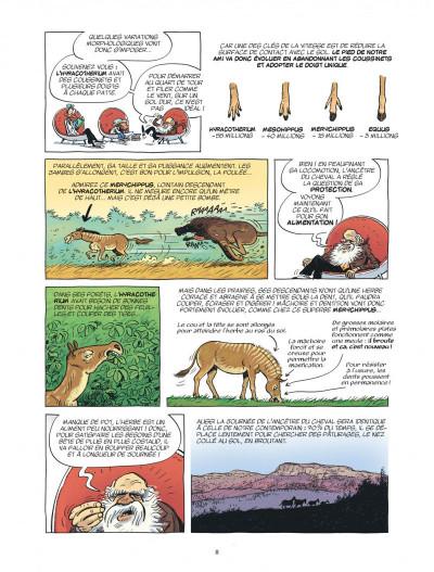 Page 8 Ça m'intéresse tome 2 - Le cheval
