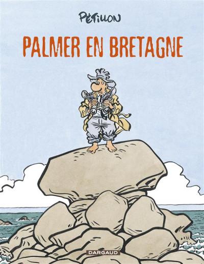 Couverture Jack Palmer tome 15 - Palmer en Bretagne