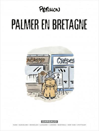 Page 1 Jack Palmer tome 15 - Palmer en Bretagne