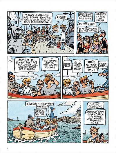 Page 6 Jack Palmer tome 15 - Palmer en Bretagne