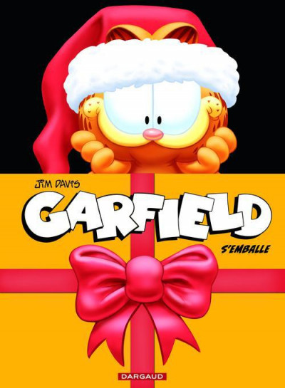 Couverture Garfield s'emballe
