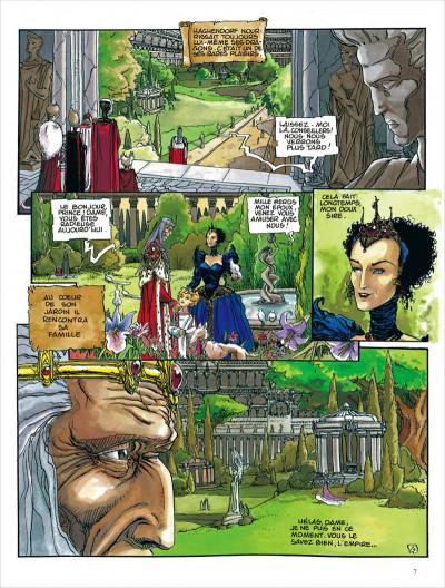 Page 7 Les chroniques de la Lune noire - intégrale tome 2