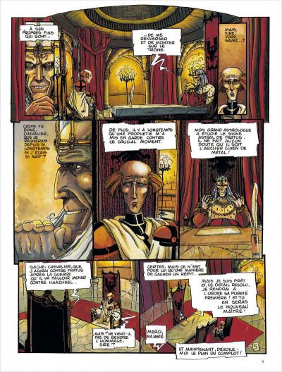 Page 9 Les chroniques de la Lune noire - intégrale tome 2