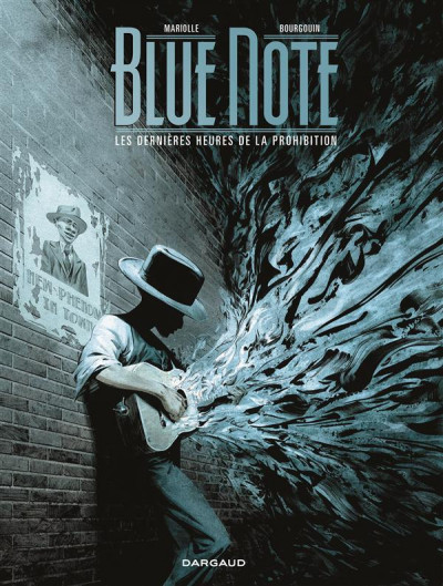 Couverture blue note tome 2