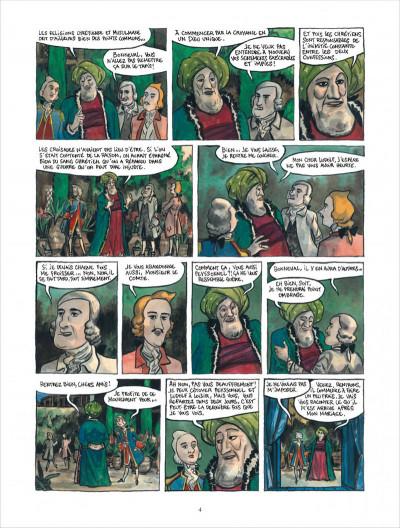 Page 4 Bonneval Pacha tome 3 - le turc