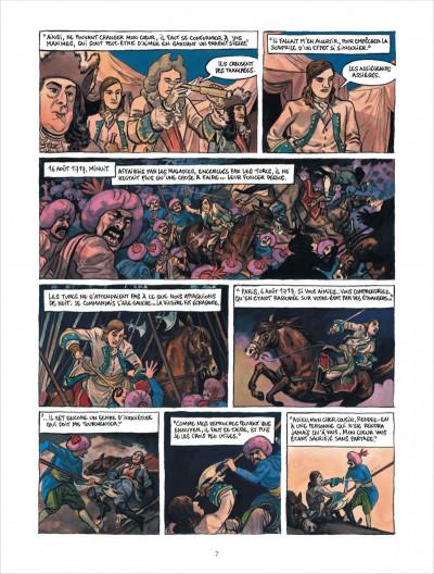 Page 7 Bonneval Pacha tome 3 - le turc