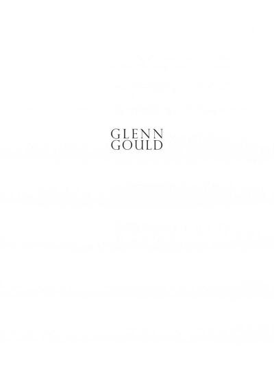 Page 1 Glenn Gould