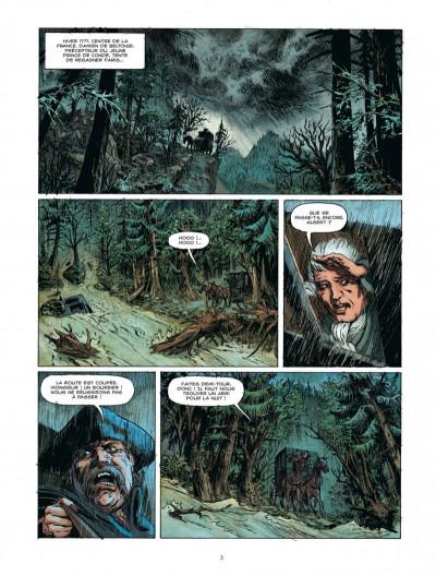Page 3 La porte de Brazenac
