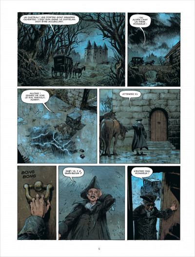 Page 5 La porte de Brazenac