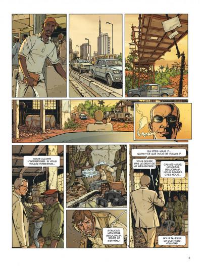 Page 5 Dantès tome 7 - le poison d'ébène