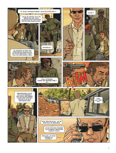 Page 7 Dantès tome 7 - le poison d'ébène