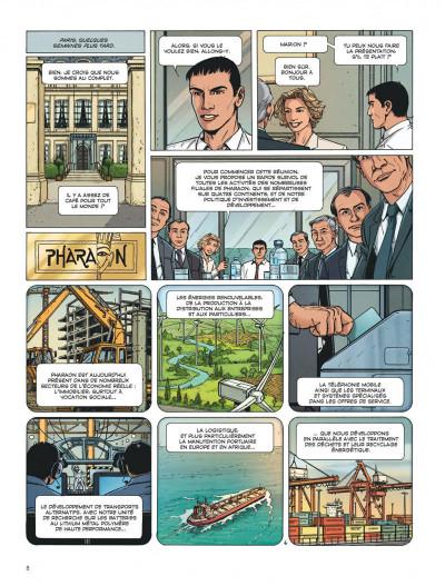 Page 8 Dantès tome 7 - le poison d'ébène
