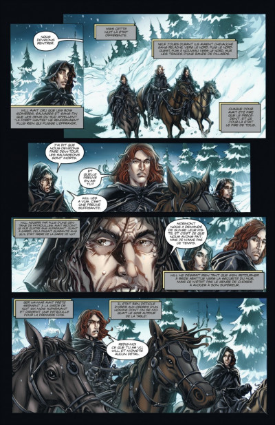 Page 1 a game of thrones - le trône de fer tome 1