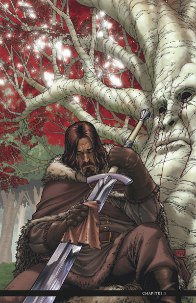 Page 8 a game of thrones - le trône de fer tome 1
