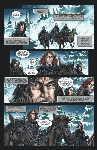 Page 9 a game of thrones - le trône de fer tome 1