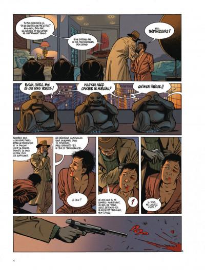 Page 4 Les vestiges de l'aube - tome 1