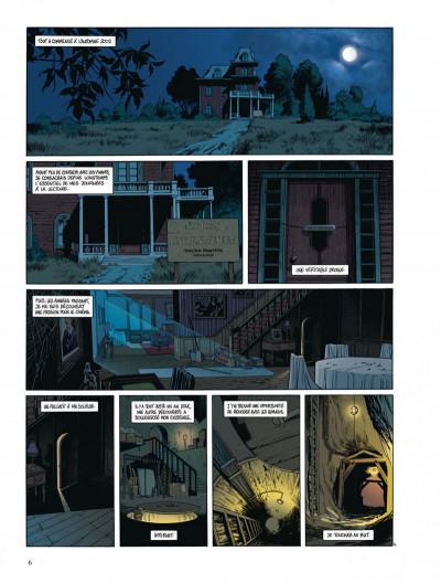 Page 6 Les vestiges de l'aube - tome 1