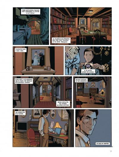 Page 7 Les vestiges de l'aube - tome 1