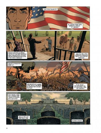 Page 8 Les vestiges de l'aube - tome 1