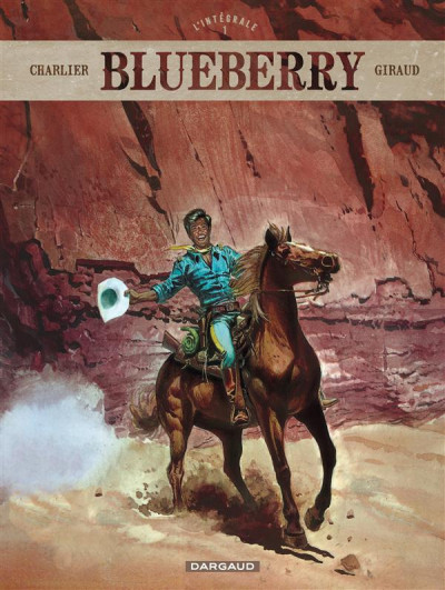 Couverture Blueberry - intégrale tome 1
