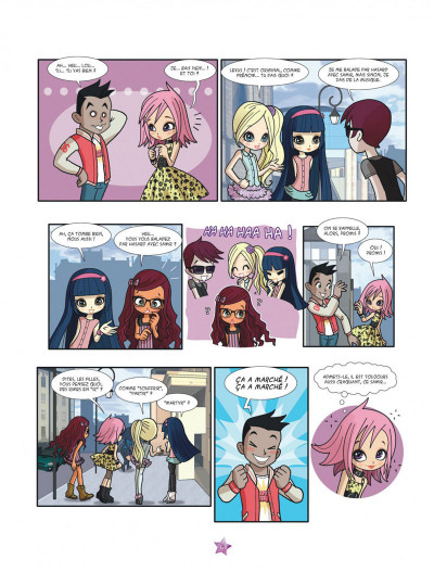 Page 6 les Elfées T.7