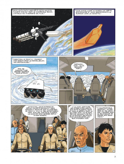 Page 3 Antarès tome 5