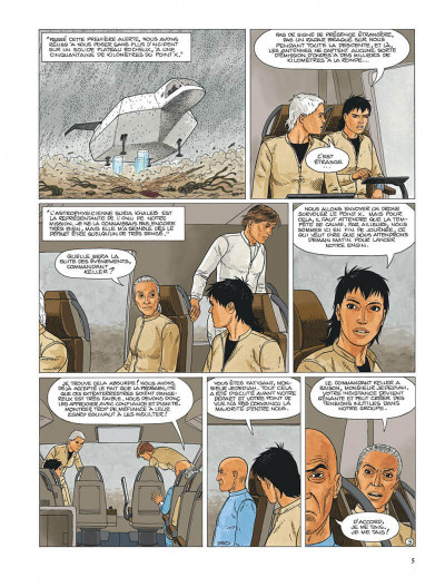 Page 5 Antarès tome 5