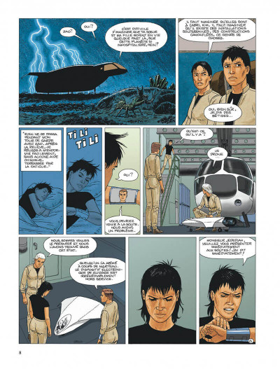 Page 8 Antarès tome 5
