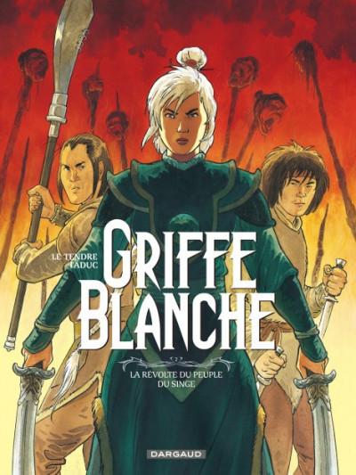 image de Griffe Blanche tome 2