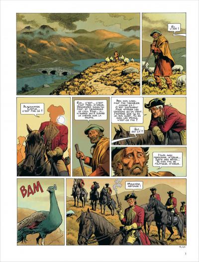 Page 2 highlands tome 2 - le survivant des eaux noires