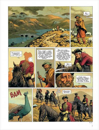 Page 3 highlands tome 2 - le survivant des eaux noires