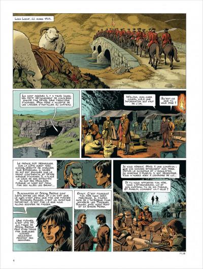 Page 4 highlands tome 2 - le survivant des eaux noires