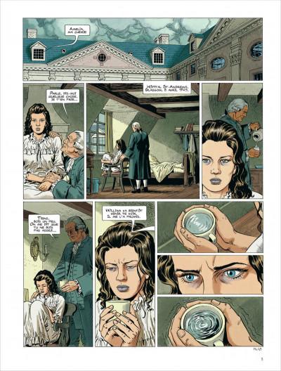 Page 5 highlands tome 2 - le survivant des eaux noires
