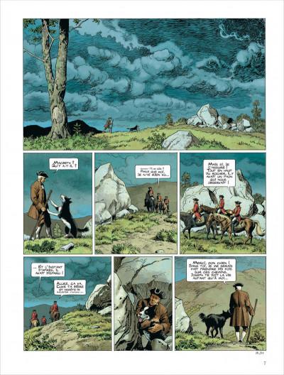 Page 7 highlands tome 2 - le survivant des eaux noires