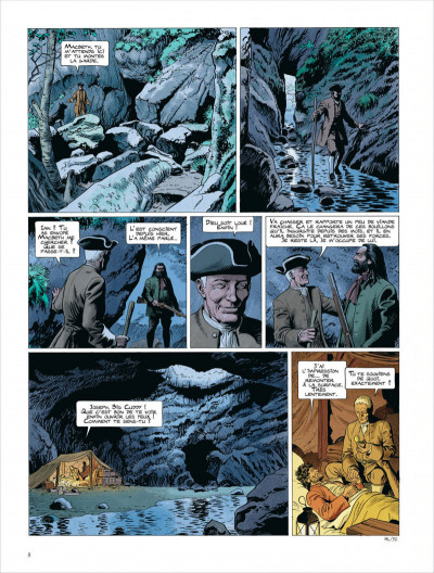 Page 8 highlands tome 2 - le survivant des eaux noires