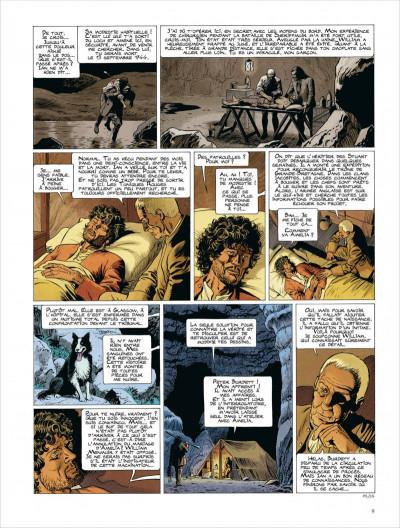 Page 9 highlands tome 2 - le survivant des eaux noires