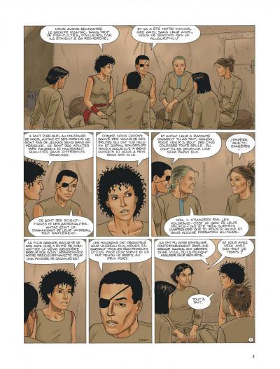Page 3 Survivants, anomalies quantiques tome 3