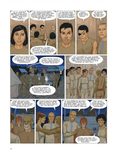 Page 4 Survivants, anomalies quantiques tome 3