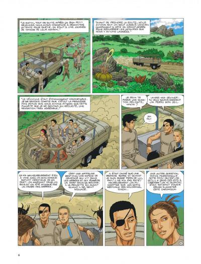 Page 6 Survivants, anomalies quantiques tome 3