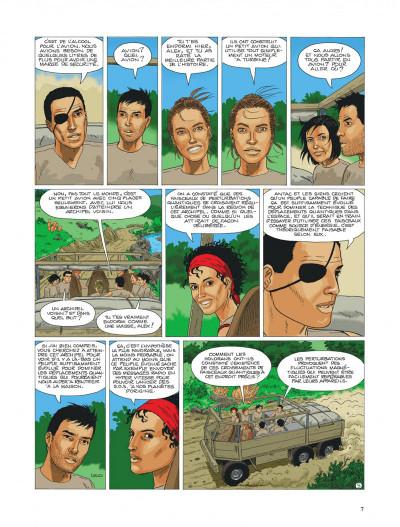 Page 7 Survivants, anomalies quantiques tome 3