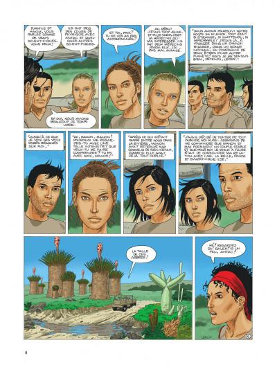 Page 8 Survivants, anomalies quantiques tome 3