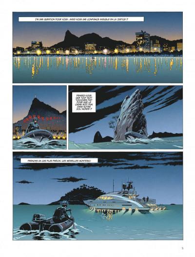 Page 5 Le rédempteur tome 1