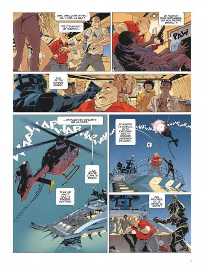 Page 7 Le rédempteur tome 1
