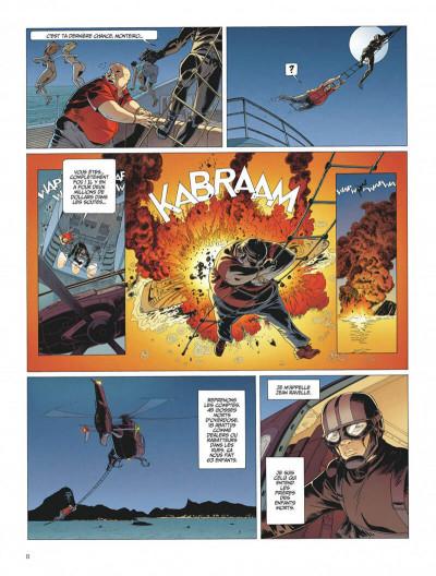 Page 8 Le rédempteur tome 1