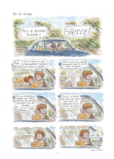 Page 7 Pico Bogue tome 6