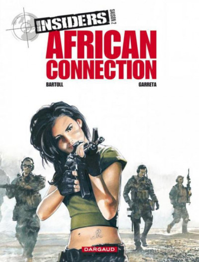 image de insiders tome 10 - saison 2 tome 2 - african connection