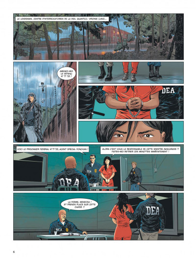 insiders saison 2 tome 3 death penalty